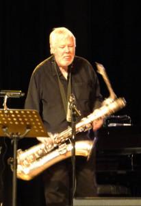 Ekkehard Jost, Jazzwissenschaftler und Saxophonspieler
