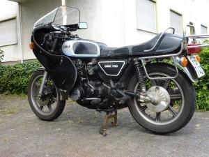 xs750 seitlich