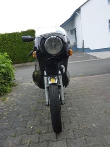 xs750 von vorn