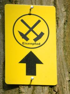 Eisenpfad-Logo