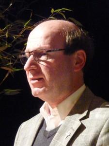 Pfarrer Norbert Braun Wöllstadt