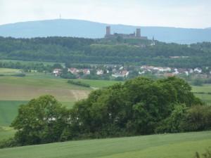 Wetterau mit Münzenburg