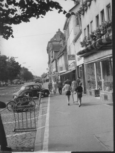 Kaiserstraße Friedberg 4.8.1951 001