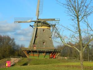 Hessenpark-Mühle