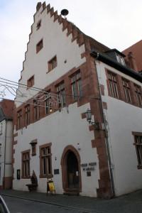 Heuson Museum in Büdingen klein