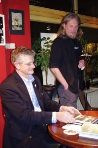 Michael Elsaß und Bruno Rieb