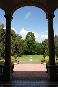 Villa Wertheimber Gartenblick