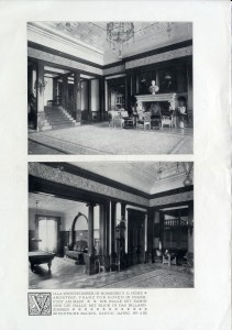 Villa Wertheimber von innen