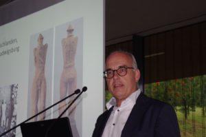 Prof. Dr. Christoph Huth Glauberg Foto Nissen