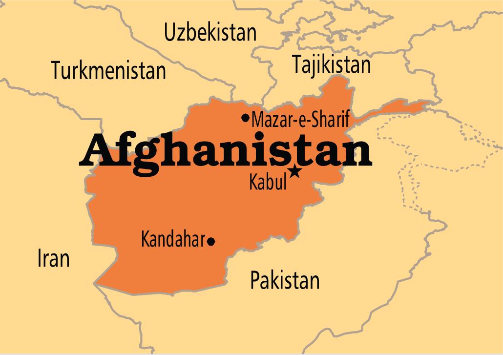 Die tägliche Angst einer afghanischen Familie vor der ...