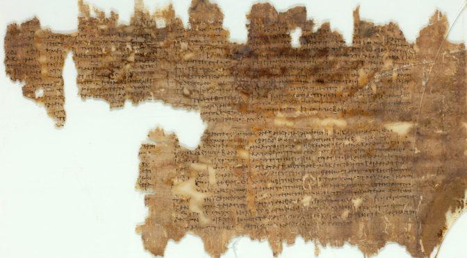 Gießener Papyrus