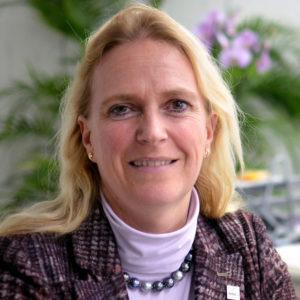 Im Wetteraukreis ist Stephanie Becker-Bösch jetzt die Erste Kreisbeigeordnete. (Bild: Petra Ihm-Fahle)