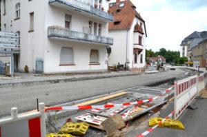 """""""Einmalige Straßenbeiträge sind sehr ungerecht"""", sagt Dr. Martin Düvel. (Bild: Petra Ihm-Fahle)"""