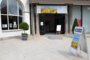 Kunstverein: Die Galerie Trinkkur war Schauplatz der Auktion. (Bild: Petra Ihm-Fahle)