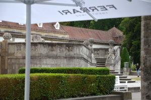 Die Inhaber des Restaurants und Cafés im Badehaus 3 servieren italienische Küche. (Bild: Petra Ihm-Fahle)