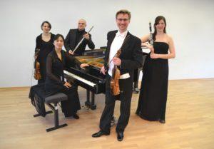 Das Kur-Salonorchester (Bild: pv)