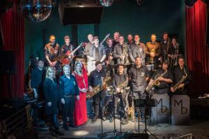 Quellendankfeier: Es spielt die Marvin-Dorfler-Big-Band (Bild: pv)
