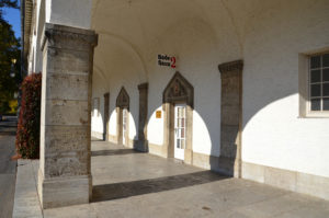 Bislang ist das TAF noch im Badehaus 2 vom Sprudelhof (Bild: Petra Ihm-Fahle)