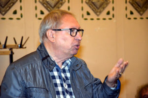 Klaus Ritt von der BI Pro Gesamtkonzept Sprudelhof. (Bild: Petra Ihm-Fahle)