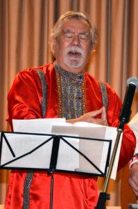 Bassbariton Valeri Volkov (Bild: privat)