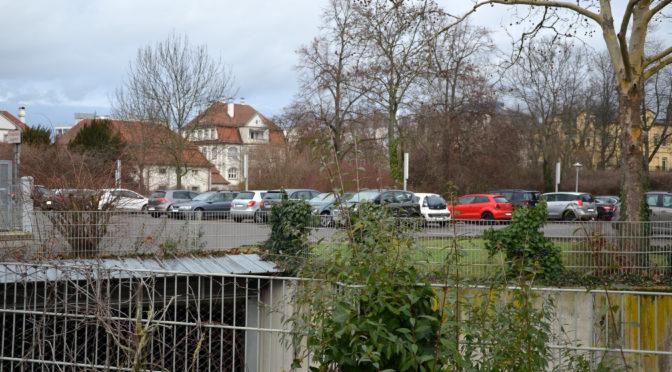 Parkplätze Sprudelhof