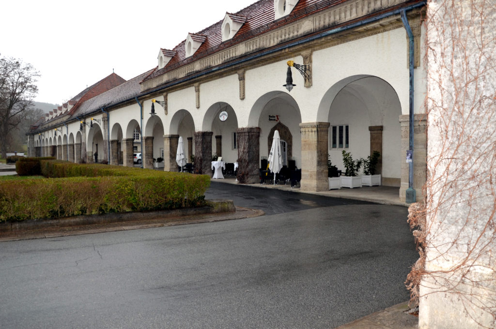 Das Badehaus 3 soll zum Kulturzentrum werden. (Bild: Petra Ihm-Fahle)
