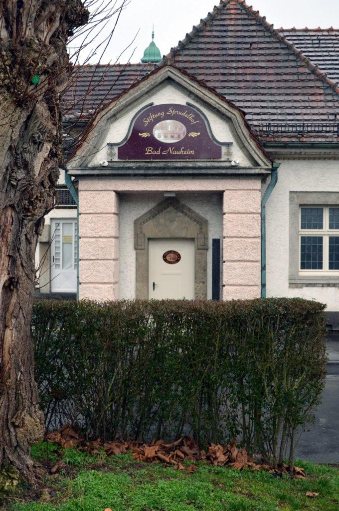 Im Badehaus 3 hat unter anderem die Sprudelhof-Stiftung ihr Büro. (Bild: Petra Ihm-Fahle)