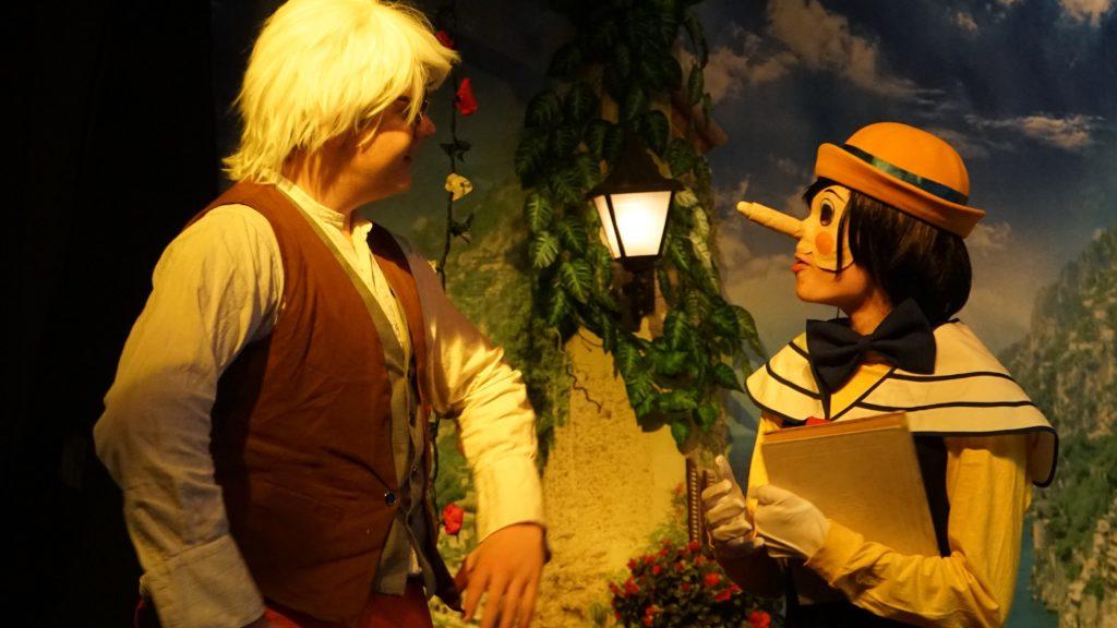Das Musical um Pinocchio kommt in Echzell auf die Bühne. (Foto: pv)