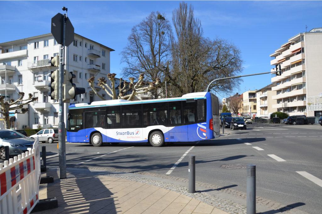 orschläge zur Preisgestaltung im Stadtbus Bad Nauheim erscheinen der städtischen SPD nicht ganzheitlich. (Bild: Petra Ihm-Fahle)