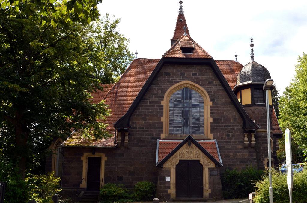 Die Johanneskirche in Bad Nauheim. (Bild: Petra Ihm-Fahle)