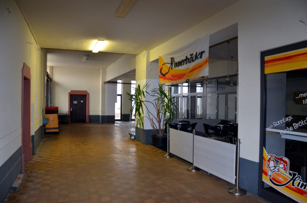 Nordflügel des Bahnhofs (Bild: Petra Ihm-Fahle)