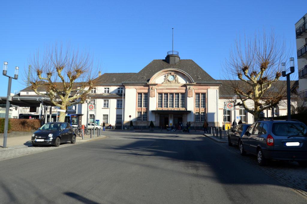 """""""Der Bahnhof ist kein Aushängeschild"""", findet Peter Heidt (FDP). (Bild: Petra Ihm-Fahle)"""