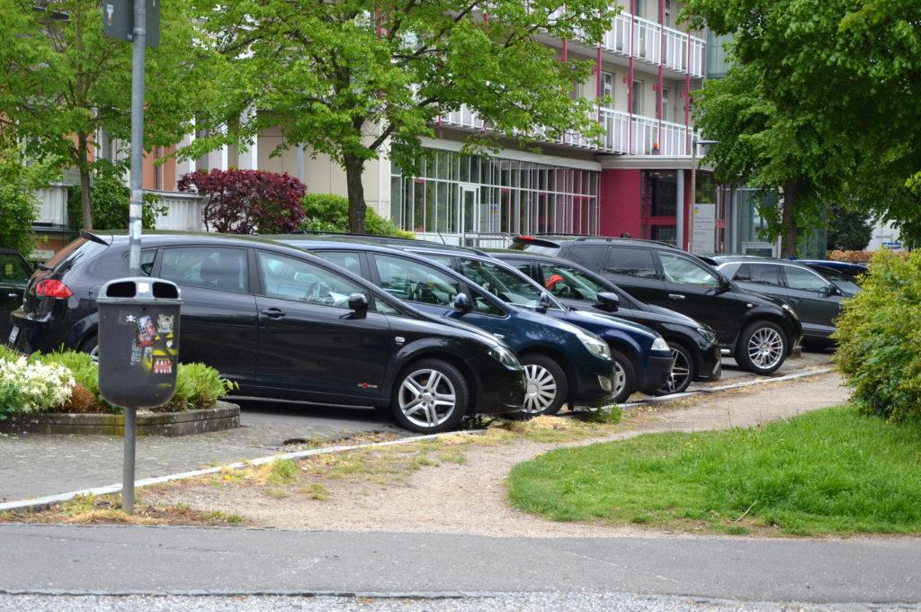 Verkehrsentwicklungsplan: Das Anwohnerparken soll kommen. (Bild: Petra Ihm-Fahle)