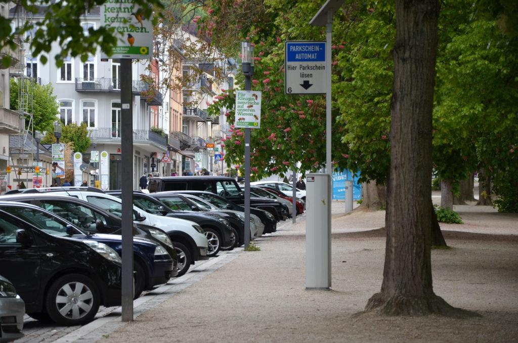 Die CDU hält die Parkplatz-Situation in Bad Nauheim für unbefriedigend. (Bild: Petra Ihm-Fahle)
