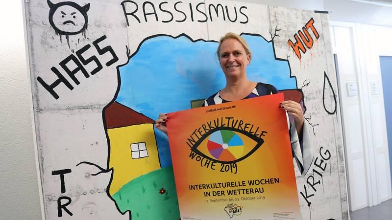 Vizelandrätin Stephanie Becker-Bösch freut sich über viele Veranstaltungen, dabei auch Angebote für Kinder (Bild: pv).