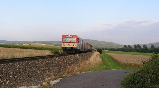Neues von der Taunusbahn