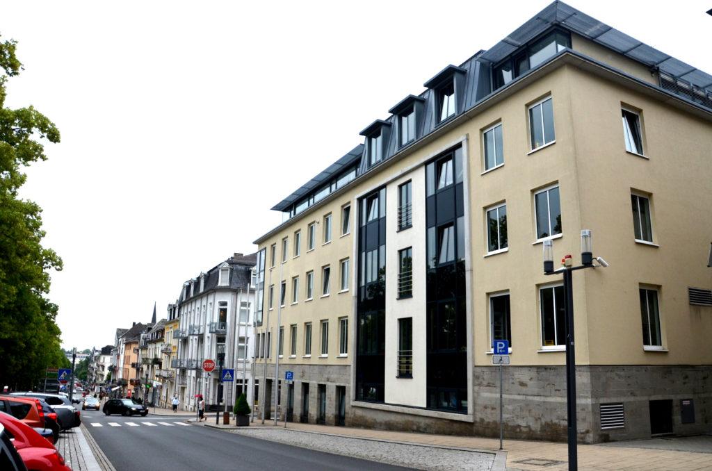 Das Rathaus in Bad Nauheim. (Bild: Petra ihm-Fahle)