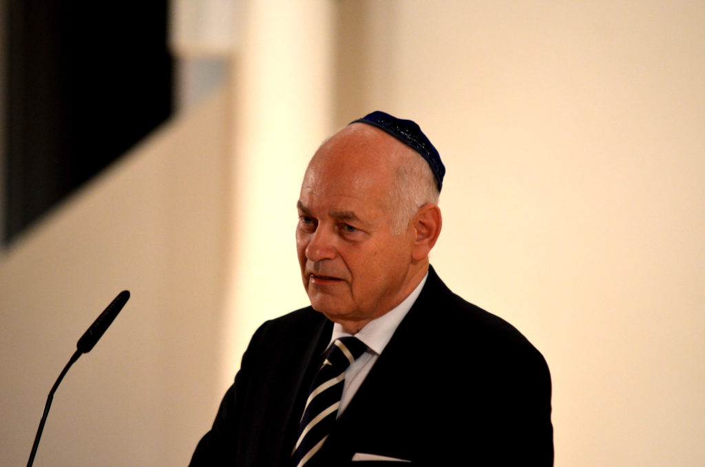 Manfred de Vries (Bild: Petra Ihm-Fahle)