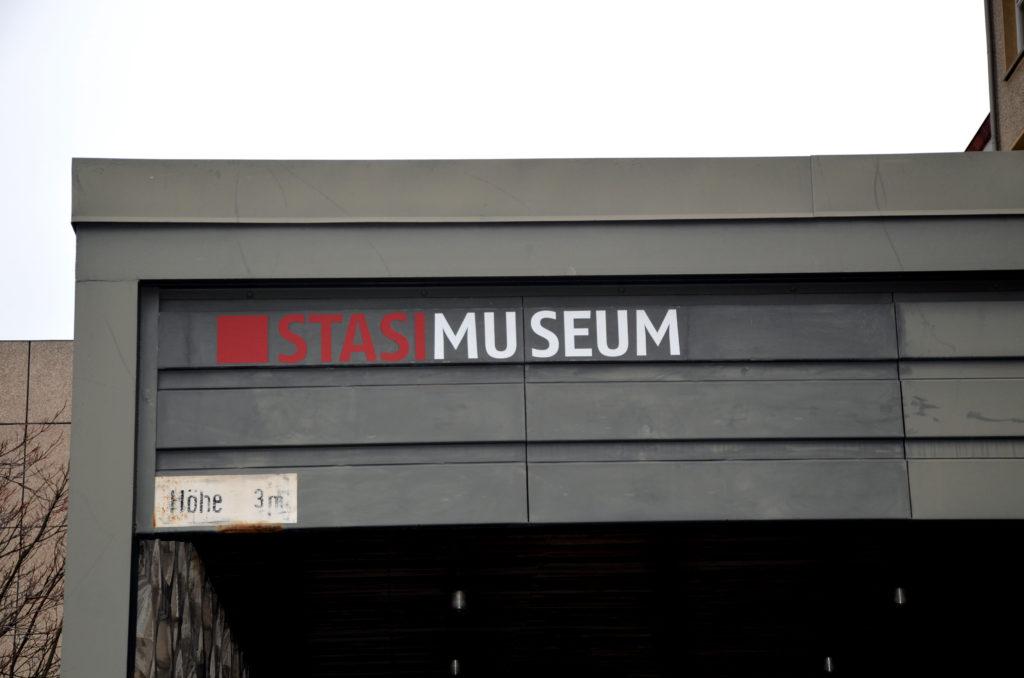 Museum auf dem ehemaligen Stasi-Gelände in Berlin. (Bild: Petra Ihm-Fahle)