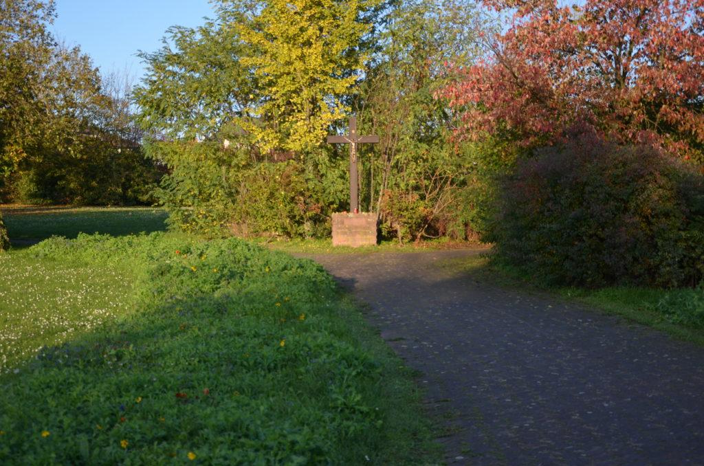 Friedhofs-Erweiterungsfläche von Nieder-Mörlen (Bild: Petra Ihm-Fahle)