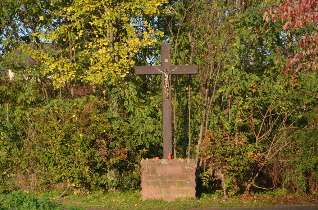 Ein Ort der Stille in Nieder-Mörlen. (Bild: Petra Ihm-Fahle)